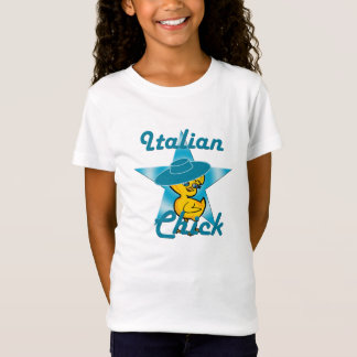 Italian Chick #7 T-Shirt