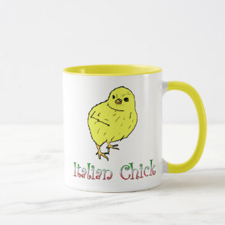 Italian Chick Coffee Mug