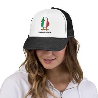 Italian Chick Hat hat