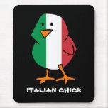 Italian Chick Mousepad