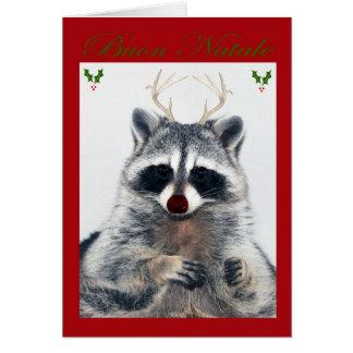 Italian Christmas Card