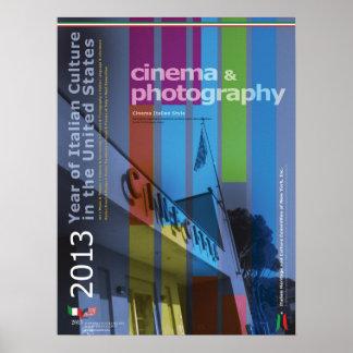 Italian Cinema Poster