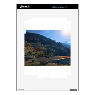 Italian Coast iPad 2 Decal