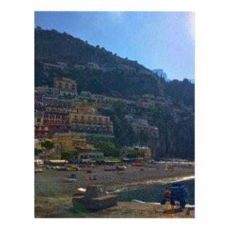 Italian Coast Letterhead
