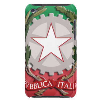 Italian Coat of Arms Barely There iPod Cover