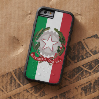 Italian Coat of Arms Flag Tough Xtreme iPhone 6 Case