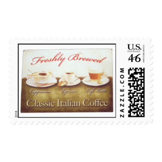 Italian coffee postage