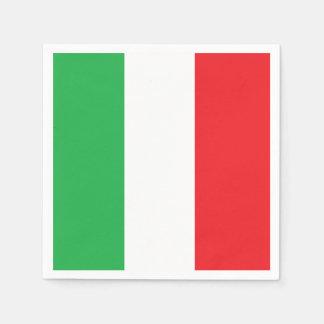 """Italian Colors"" Paper Napkins"