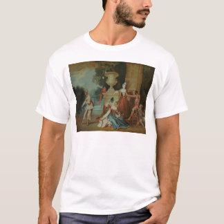 Italian Comedians in a Park, c.1725 T-Shirt