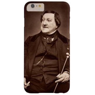 Italian Composer Gioachino Antonio Rossini Barely There iPhone 6 Plus Case