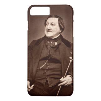 Italian Composer Gioachino Antonio Rossini iPhone 8 Plus/7 Plus Case