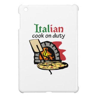 ITALIAN COOK ON DUTY iPad MINI CASES