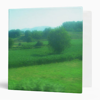 Italian Countryside Album Binder