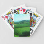 Italian Countryside Bicycle Card Deck
