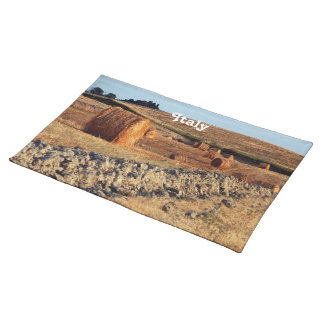 Italian Countryside Cloth Placemat