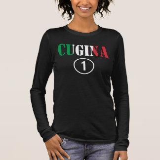 Italian Cousins Girls : Cugina Numero Uno Long Sleeve T-Shirt