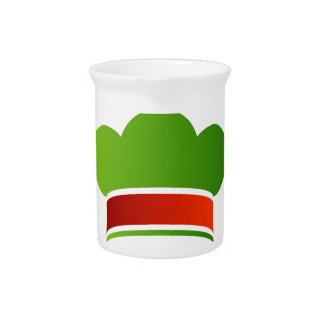 Italian cuisine beverage pitcher