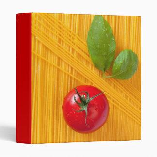 Italian Cuisine Binder