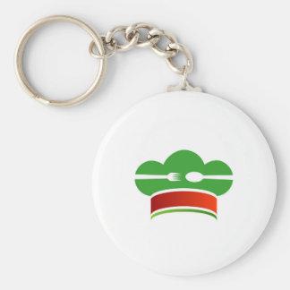 Italian cuisine keychain