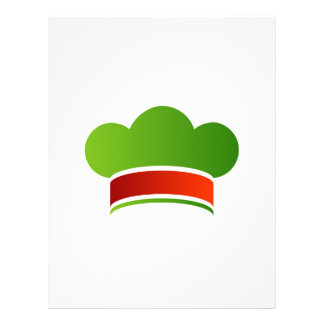 Italian cuisine letterhead