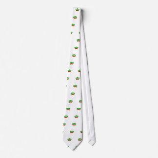 Italian cuisine neck tie