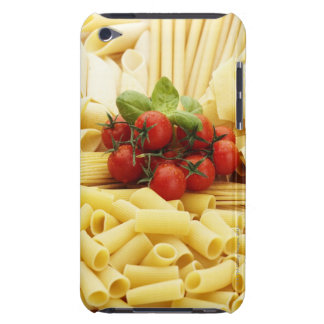 Italian cuisine. Pasta and tomatoes. Barely There iPod Cover