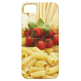 Italian cuisine. Pasta and tomatoes. iPhone 5 Cases