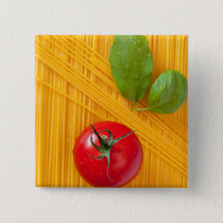Italian Cuisine Pinback Button