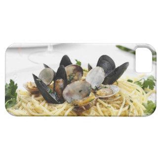 Italian cuisine. Spaghetti alle vongole. iPhone 5 Cases