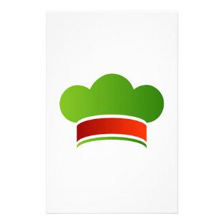 Italian cuisine stationery