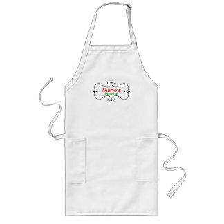 Italian Custom Chef Apron