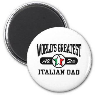 Italian Dad Magnet