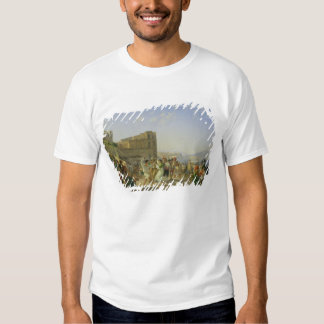 Italian Dancing, Naples, 1836 T-Shirt
