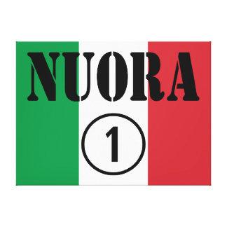 Italian Daughters in Law : Nuora Numero Uno Canvas Prints