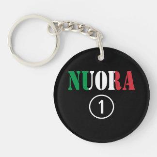 Italian Daughters in Law : Nuora Numero Uno Keychain