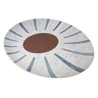 Italian Design Party Plates