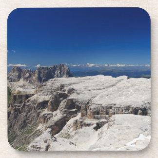 Italian Dolomites - Sella Group Coaster