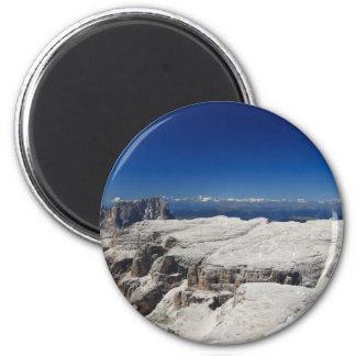 Italian Dolomites - Sella Group Magnet