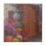 Italian Doorway Tiles