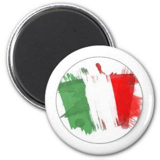Italian Fashion Flag Magnets
