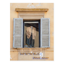 Italian fashion, Style Italian Postcard