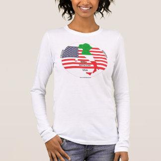 Italian Festival Buffalo Style #2 Long Sleeve Long Sleeve T-Shirt