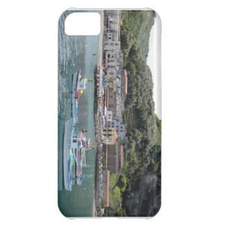Italian Fishing Port Cover For iPhone 5C