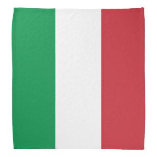 Italian flag bandanas