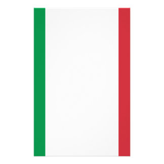 Italian Flag - Flag of Italy - Italia Stationery