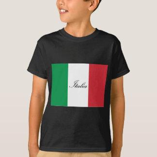 Italian Flag - Flag of Italy - Italia T-Shirt