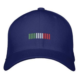 Italian flag Hat design