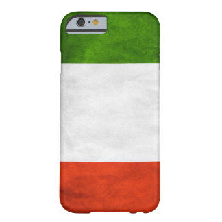 Italian Flag ID iPhone 6 case