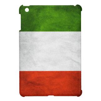 Italian Flag iPad Mini Glossy Finish Case iPad Mini Covers