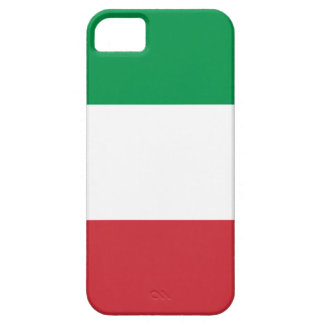 Italian Flag iPhone 5 Case-Mate Barely There™ iPhone SE/5/5s Case